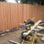 best board on board wood fences iconcrete construction